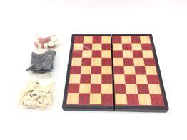 set tablero fichas otros magnetis chess
