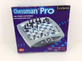 set tablero fichas lexibook chessman pro