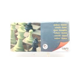 set tablero fichas otros ajedrez y damas magnetico