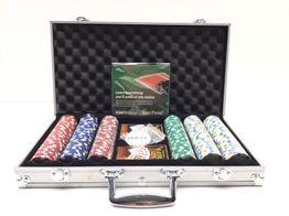 set tablero fichas pro poker set poker