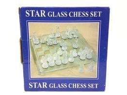 set tablero fichas otros cristal