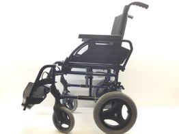 silla de ruedas breezy sunrise medical