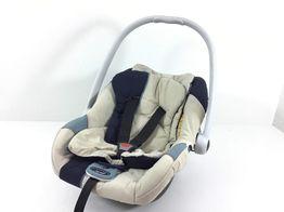 silla para coche jane azul y crema