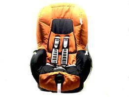 silla para coche romer naranja