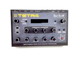 sintetizador dave smith tetr4