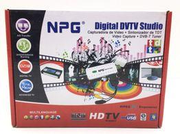 sintonizador tdt npg digital dvtv studio