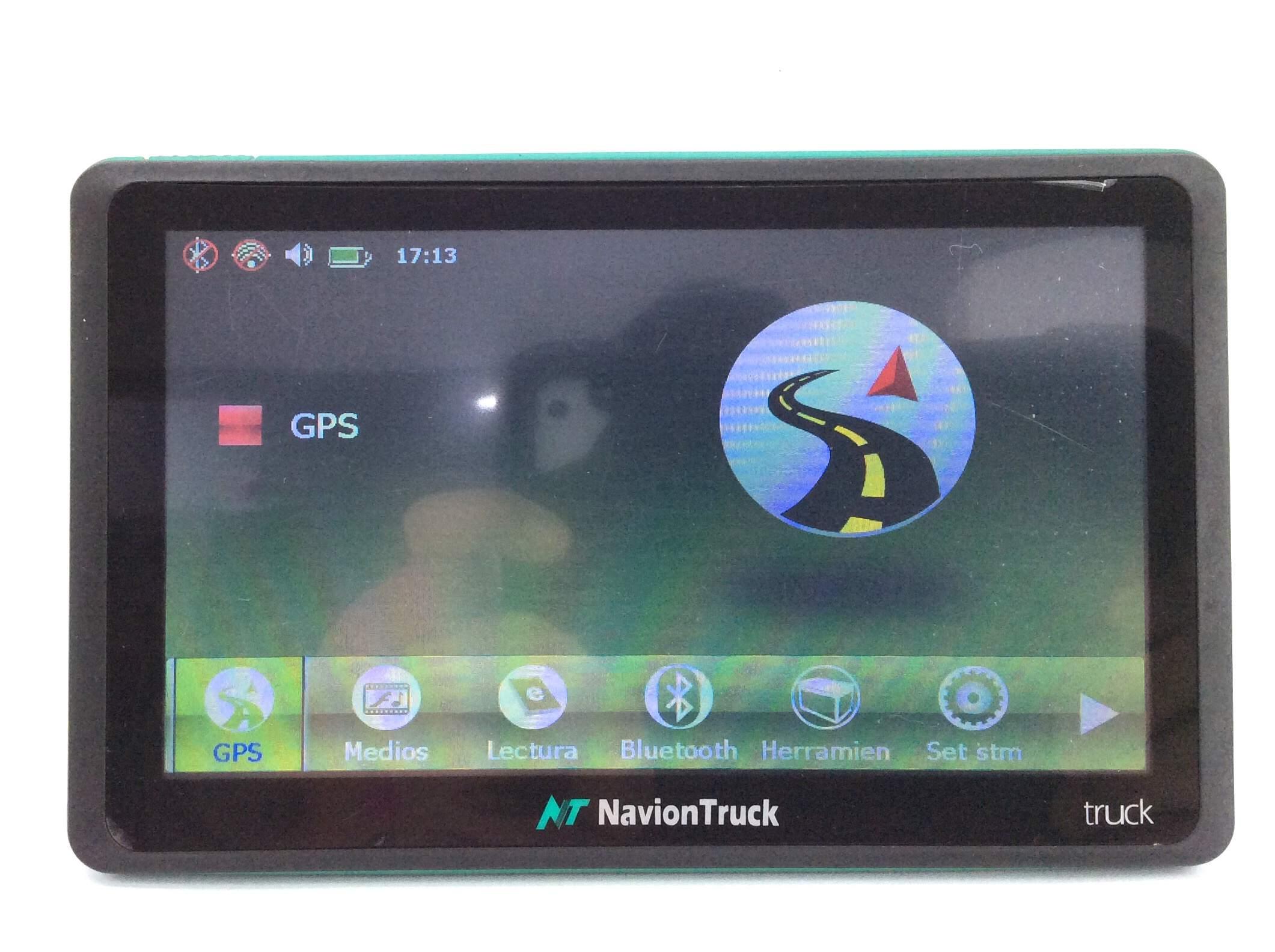 SISTEMA NAVEGACION GPS NAVIONTRUCK X7 TRUCK ATLAS VI