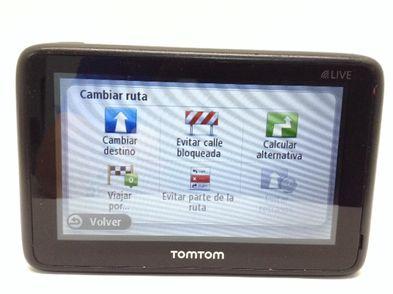 sistema navegacion gps tomtom 4cs01