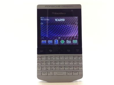 blackberry porsche design (p9981)