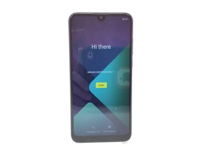 wiko view3 anthracite blue
