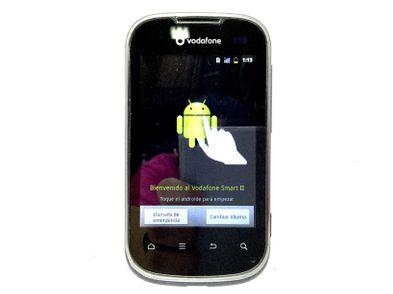 vodafone smart ii v860