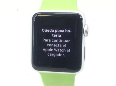 apple watch (1 generacion) 38mm (a1553)