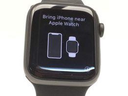 apple watch nike se 44mm (gps 4g) (a2356) aluminio