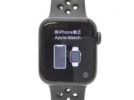 apple watch nike+ series 4 40mm (gps 4g) (a2007)