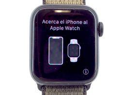 apple watch nike series 5 40mm (gps 4g) (a2156)