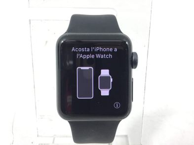 apple watch series 3 38mm (gps) (a1858)