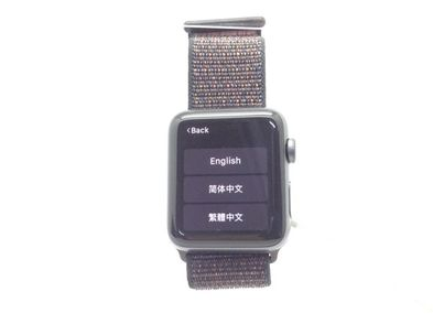 apple watch series 3 42mm (gps) (a1859)