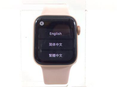 apple watch series 4 40mm (gps 4g) (a2007)