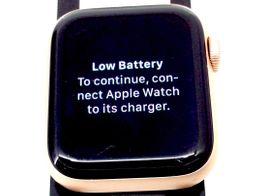apple watch series 4 40mm (gps) (a1977)