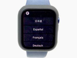 apple watch series 6 44mm (gps) (a2292) aluminio