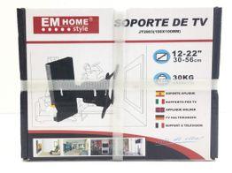 soporte mural tv emhome style jt2803