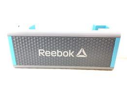 step reebok azul