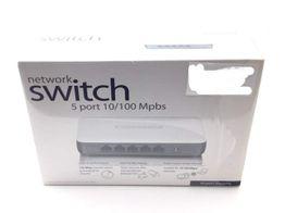 switch otros switch 5 puertos 100 mpbs