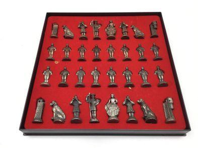 tablero ajedrez otros figura
