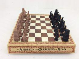 tablero ajedrez lavanguardia el ajedrez de los guerreros de xian