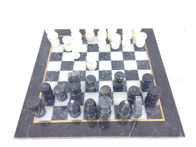 tablero ajedrez otros marmol