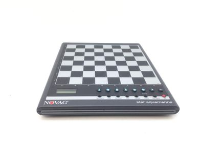 tablero ajedrez otros star aquamarine