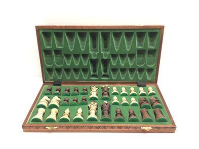 tablero ajedrez otros artesano