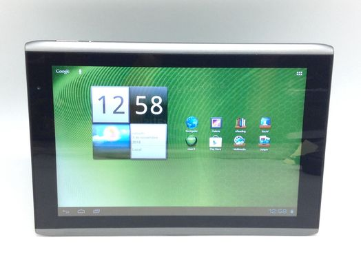 tablet pc acer iconia tab a500