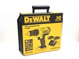 taladro a bateria dewalt dcd771