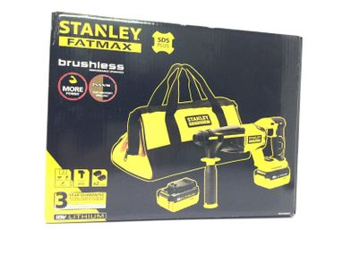 taladro a bateria stanley fatmaxsds plus