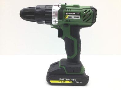 taladro a bateria stayer bhl118bp