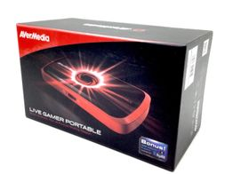 tarjeta capturadora avermedia live gamer protable