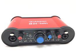 tarjeta sonido alctron u 24-twin