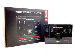 tarjeta sonido m-audio air 192 6