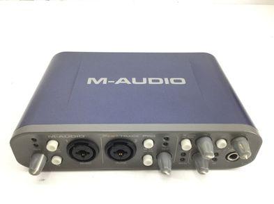 tarjeta sonido otros fast track pro