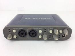 tarjeta sonido m-audio fasttrack pro