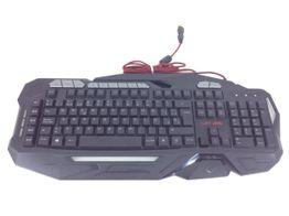 teclado alfanumerico trust gxt 285