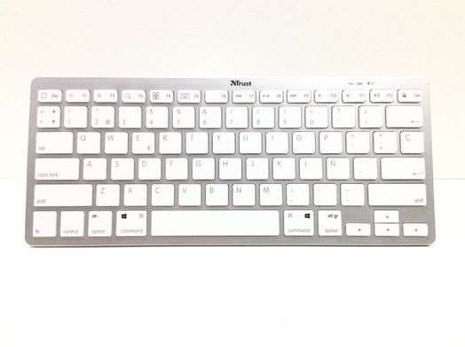 teclado alfanumerico trust nado