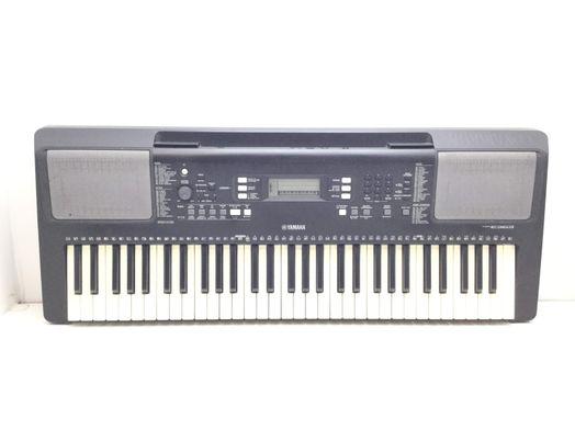 teclado eletrónico yamaha psr-e363
