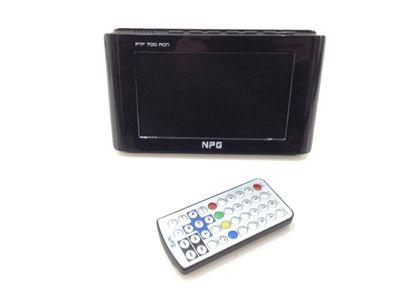televisor lcd portatil npg ptf 700 acn