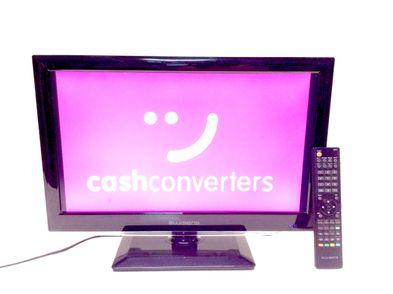 televisor led blusens crv55u420bm
