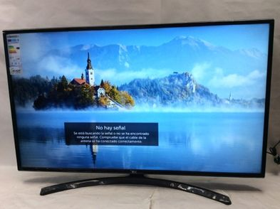 televisor led lg 49uk6470