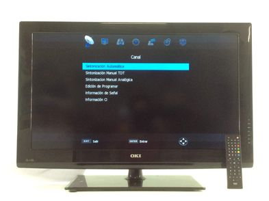 televisor led oki b32e-led1i