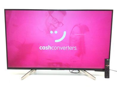 televisor led sony kd49xf7596