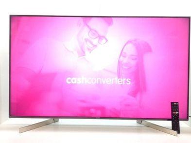 televisor led sony kd55xf9005